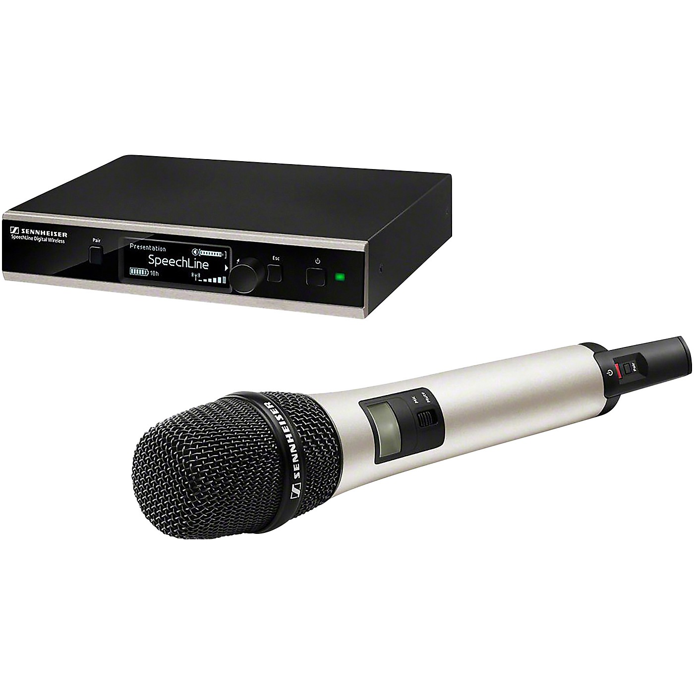 Sennheiser 505898 SL Handheld Set SW-4-US C thumbnail