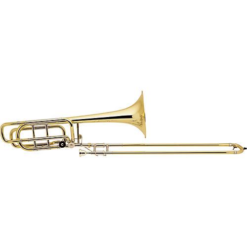 Bach 50A Series Bass Trombone with Hagmann Valve thumbnail