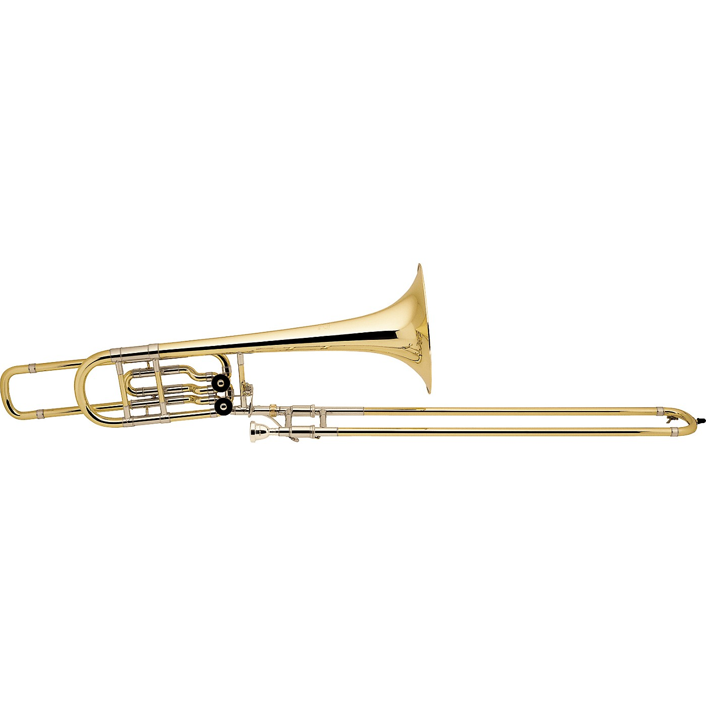 Bach 50B2 Stradivarius Series Bass Trombone thumbnail