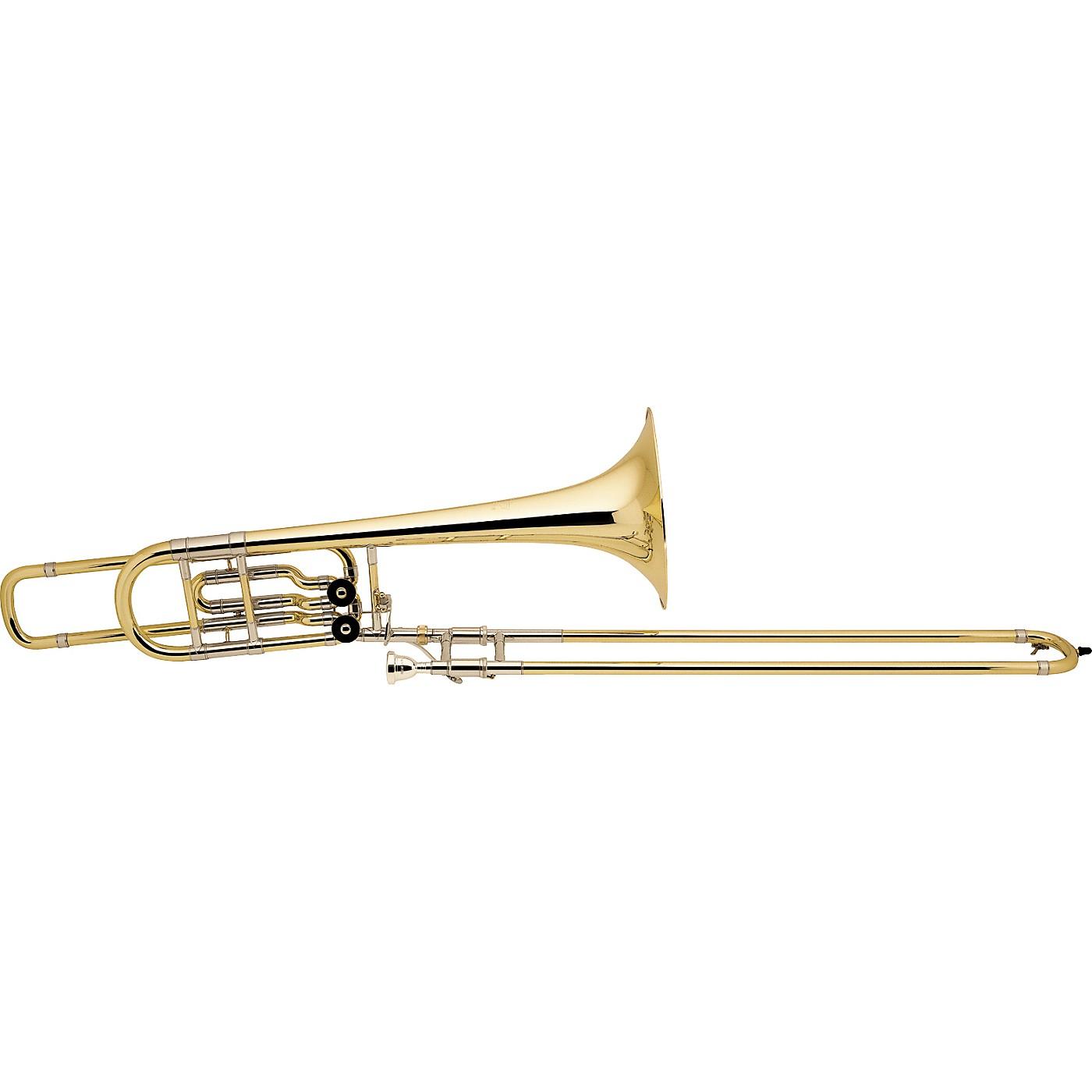 Bach 50B2O Stradivarius Series Bass Trombone thumbnail