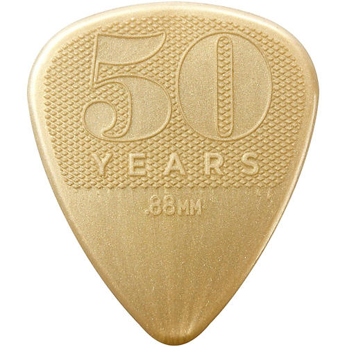 Dunlop 50th Anniversary Nylon Pick, .88mm (12-Pack) thumbnail