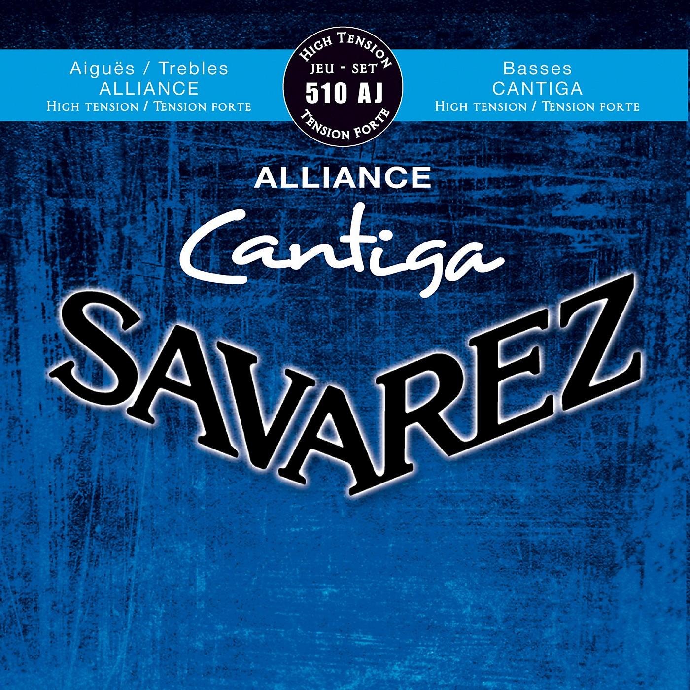 Savarez 510AJ Alliance Cantiga High Tension Guitar Strings thumbnail