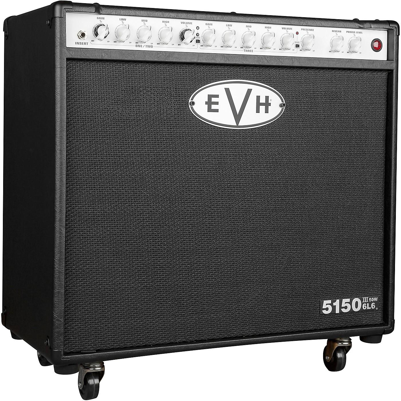 EVH 5150III 50W 1x12 6L6 Tube Guitar Combo Amp thumbnail