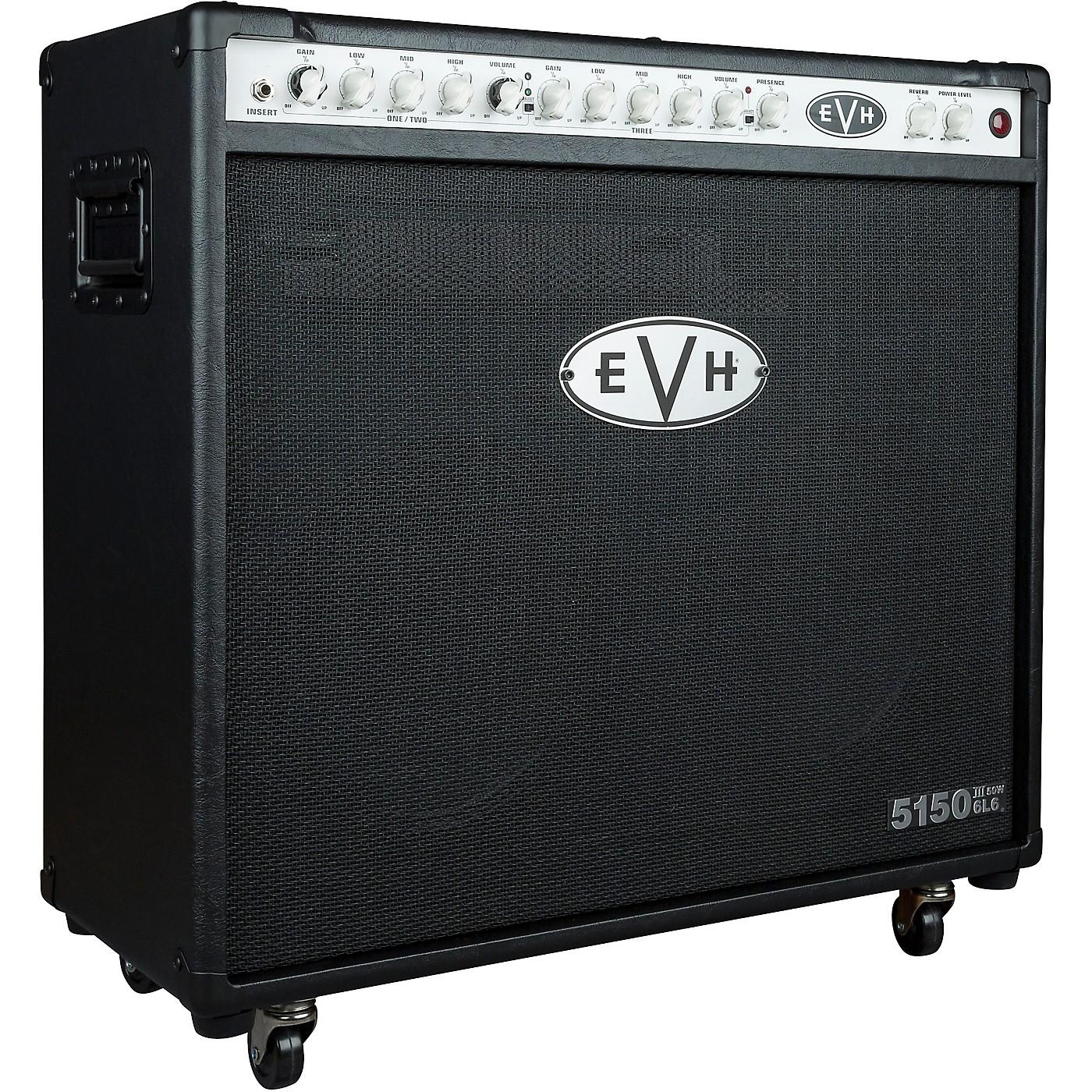 EVH 5150III 50W 2x12 6L6 Tube Guitar Combo Amp thumbnail