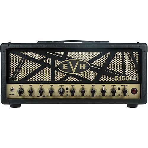 EVH 5150III 50W EL34 50W Tube Guitar Amp Head thumbnail
