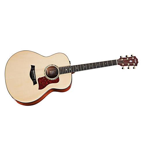 Taylor 518E Grand Orchestra Spruce/Mahogany Acoustic-Electric Guitar-thumbnail