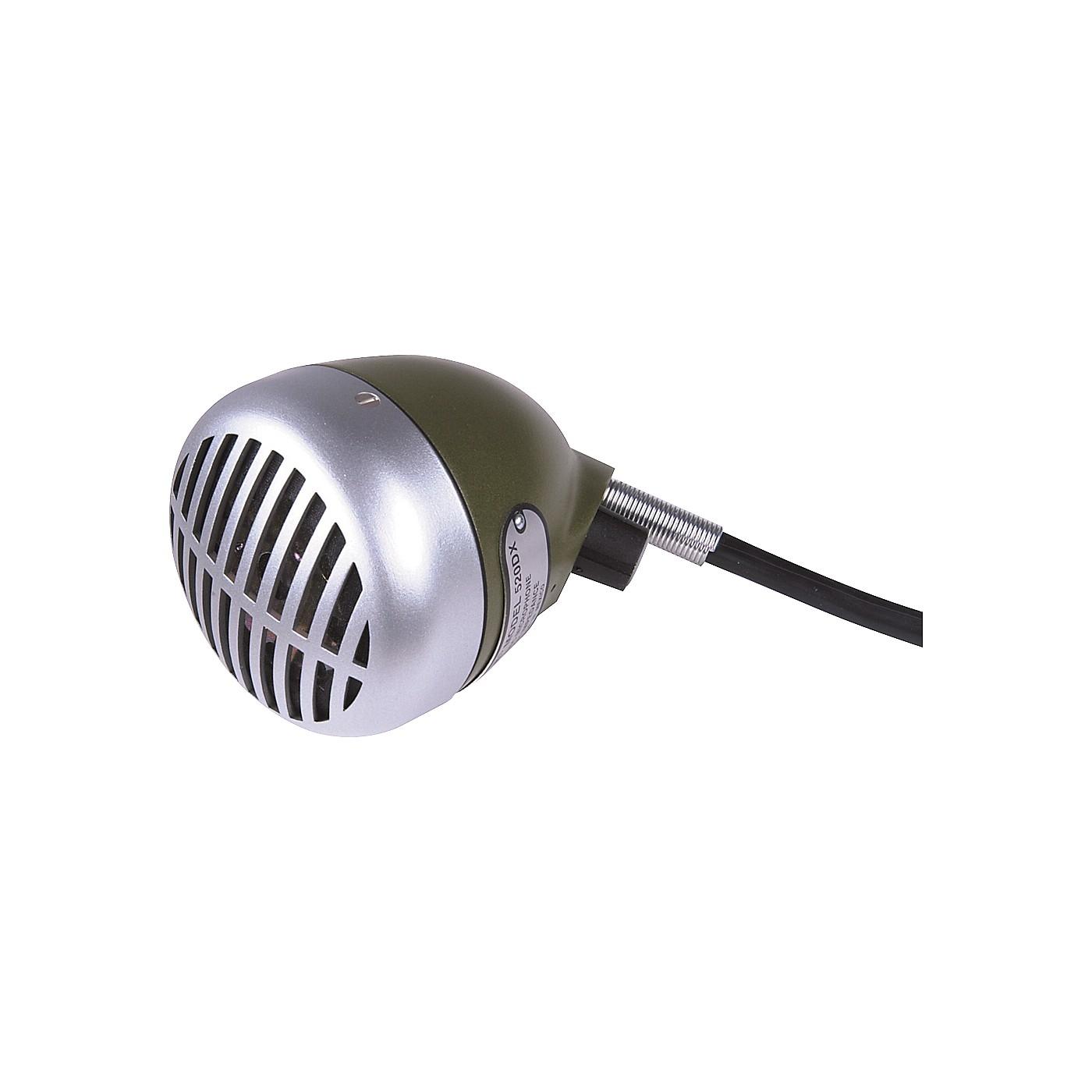 Shure 520DX Green Bullet Mic thumbnail