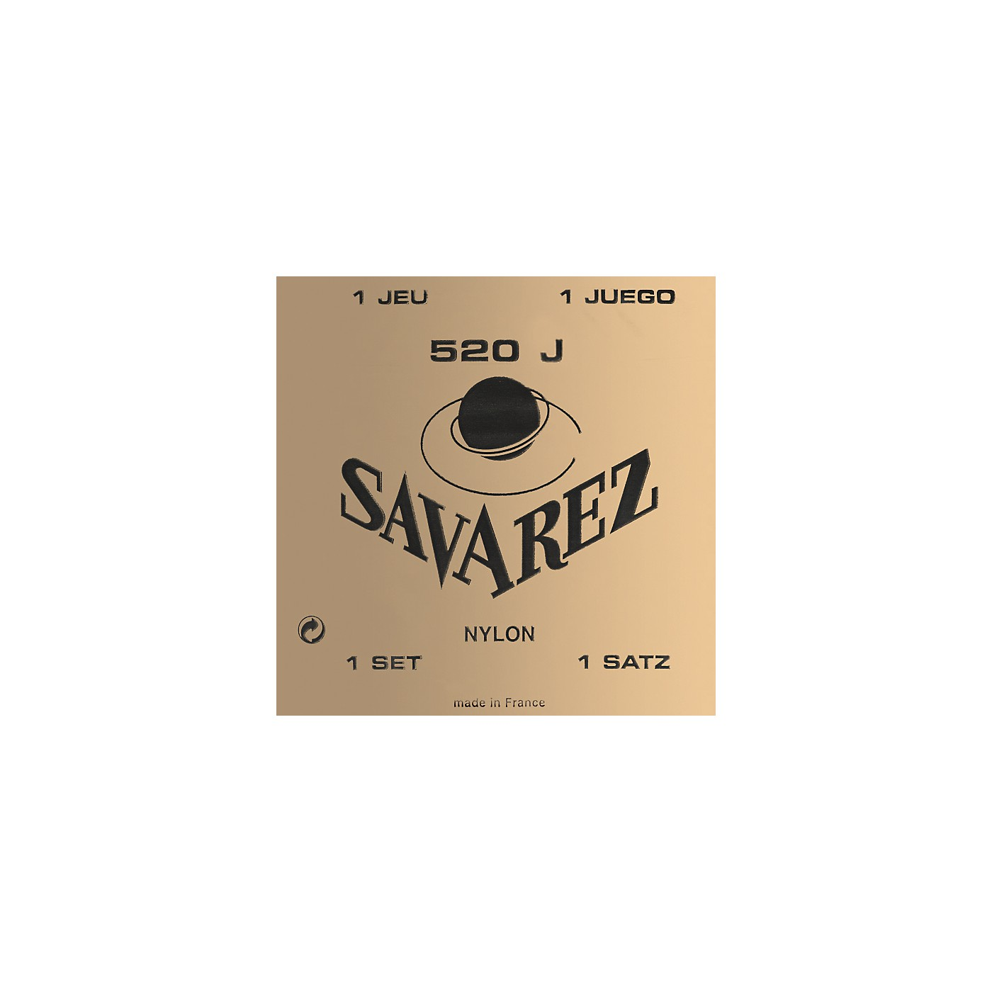 Savarez 520J Super High Tension Acoustic Guitar Strings thumbnail