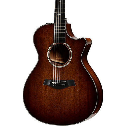 Taylor 522ce V-Class Grand Concert Acoustic-Electric Guitar thumbnail