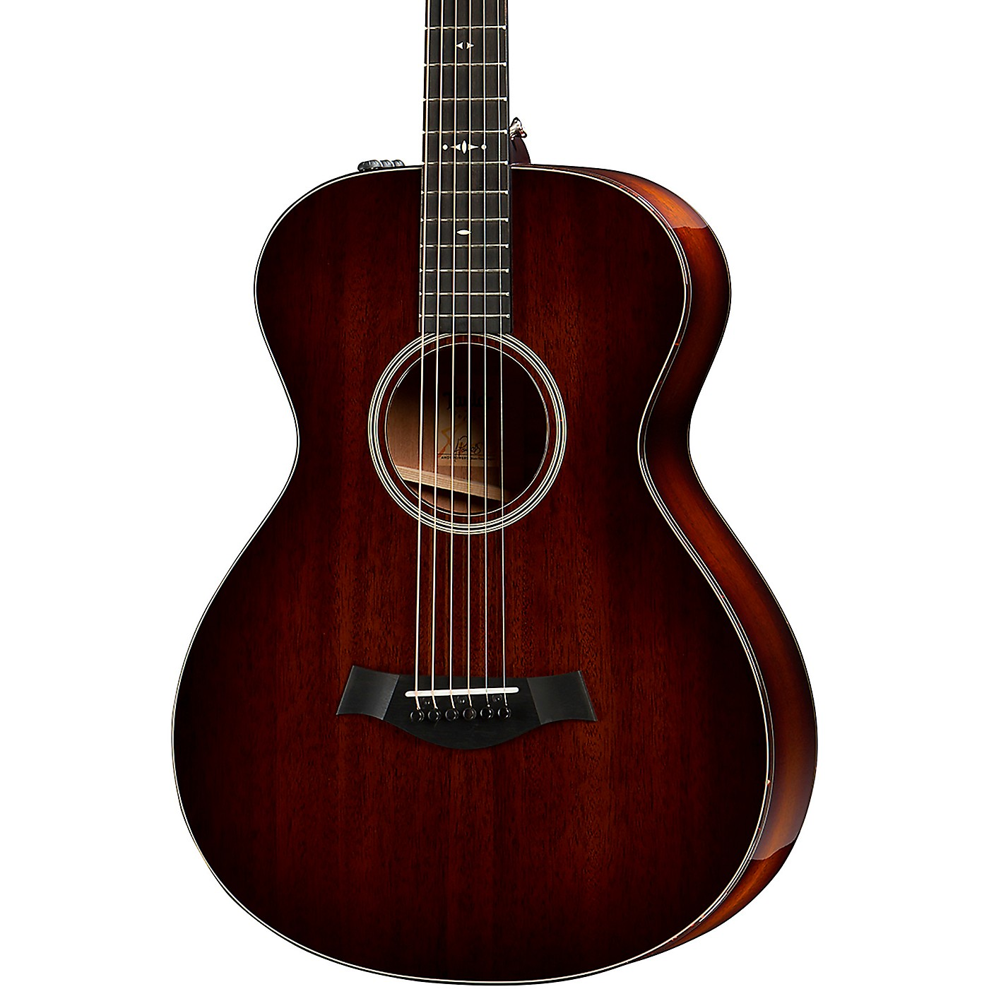 Taylor 522e 12-Fret V-Class Grand Concert Acoustic-Electric Guitar thumbnail