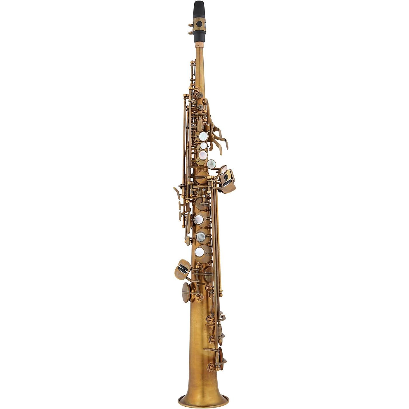 Eastman 52nd St. Bb Soprano Saxophone thumbnail