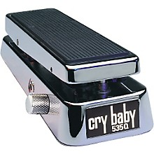 Dunlop 535QC Chrome Cry Baby Wah Pedal