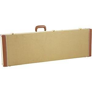 Musician's Gear Deluxe Bass Case Tweed