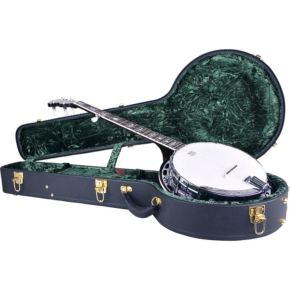 Musicians Gear Durafoam Shaped Banjo Case