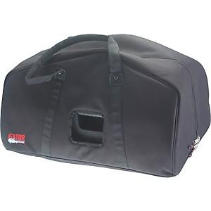 Gator GPA-E15 Speaker Bag Black