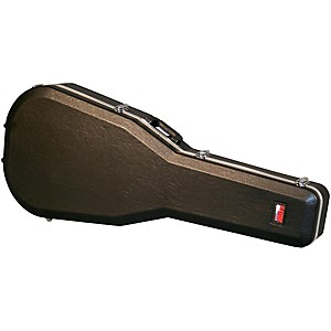 Gator Deluxe ABS Dreadnought Guitar Case