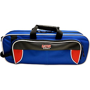 Gator Spirit Series Lightweight Trumpet Case Red and Blue