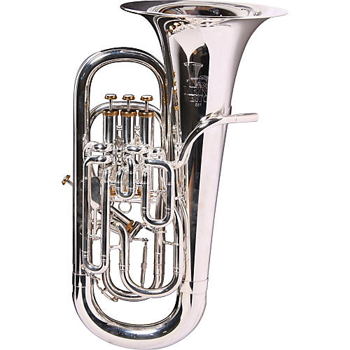 551s deluxe series compensating euphonium with water catcher and