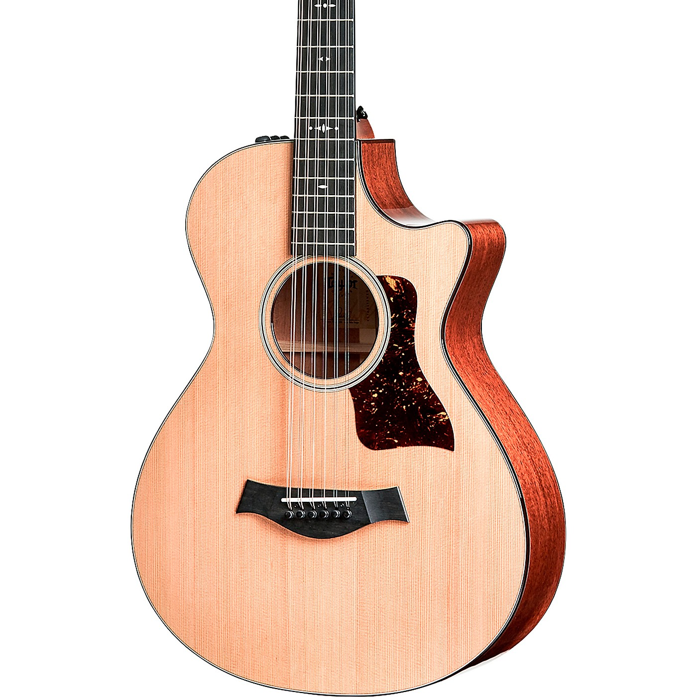 Taylor 552ce V-Class 12-Fret Grand Concert 12-String Acoustic Electric Guitar thumbnail