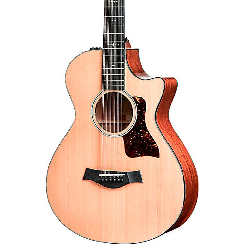 Taylor 552ce V-Class 12-Fret Grand Concert 12-String Acoustic Electric Guitar thumbnail