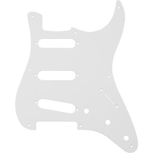 Fender 56/'59 10-Hole Stratocaster Pickguard, 1-Ply, Eggshell thumbnail