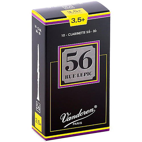 Vandoren 56 Rue Lepic Bb Clarinet Reeds-thumbnail