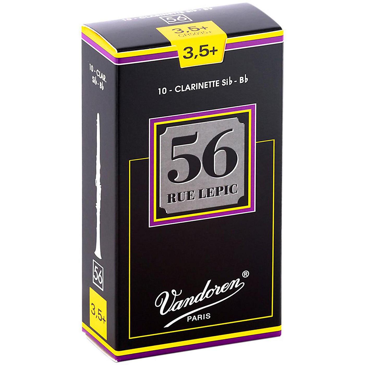 Vandoren 56 rue Lepic Bb Clarinet Reeds thumbnail