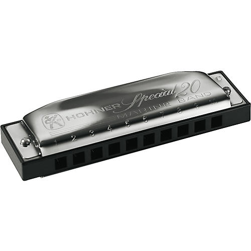 Hohner 560 Special 20 Harmonica-thumbnail