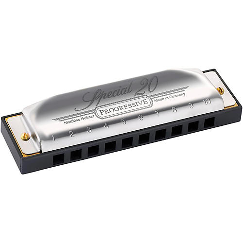 Hohner 560 Special 20 Harmonica with Country Tuning thumbnail