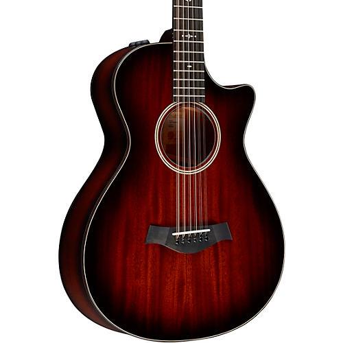 Taylor 562ce V-Class Grand Concert 12 Fret 12-String Acoustic-Electric Guitar thumbnail