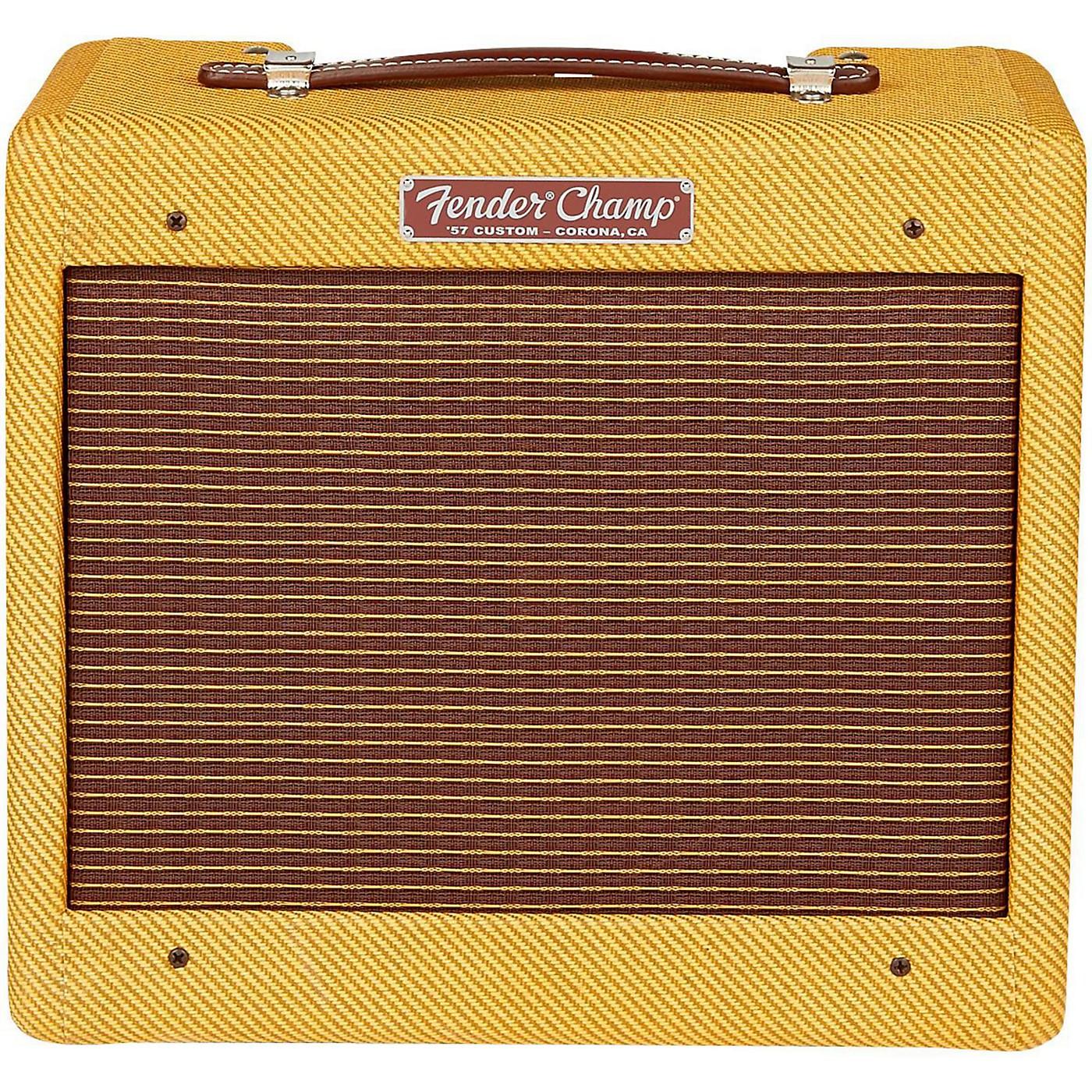 Fender '57 Custom Champ 5W 1x8 Tube Guitar Amp thumbnail