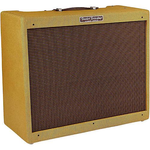 Fender '57 Custom Twin 40W 2x12 Tube Guitar Amp thumbnail