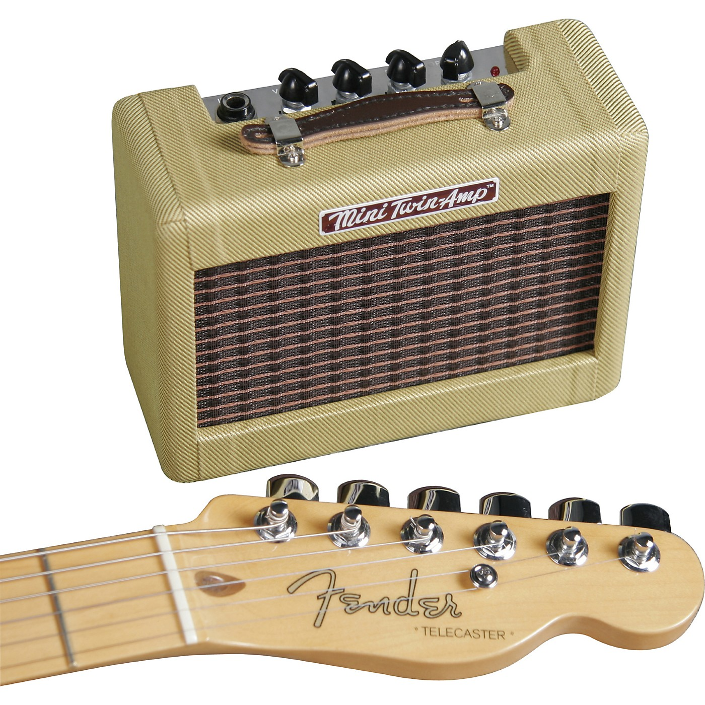 Fender '57 Mini Twin Amp thumbnail