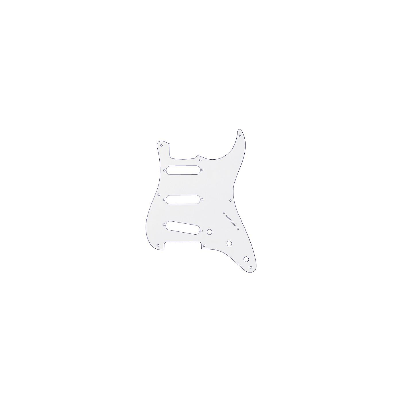 Fender 57/SRV Strat 8 Hole 1 Ply Pickguard thumbnail