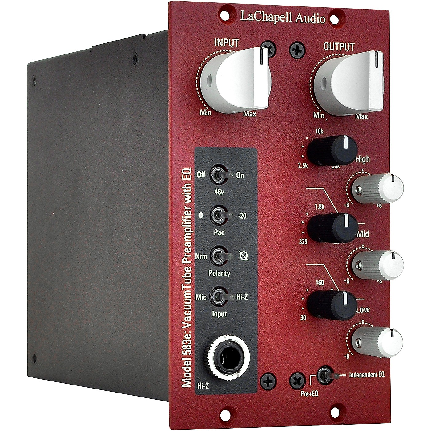 LaChapell Audio 583E 500 Series Tube Pre With EQ thumbnail