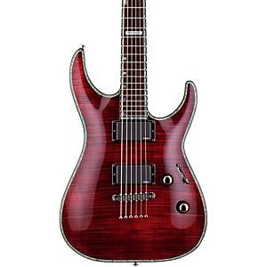 ESP LTD Deluxe H-1001FM Electric Guitar See-Thru Black Cherry