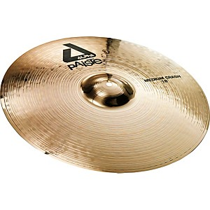 Paiste Alpha Medium Crash, Brilliant 16 inch