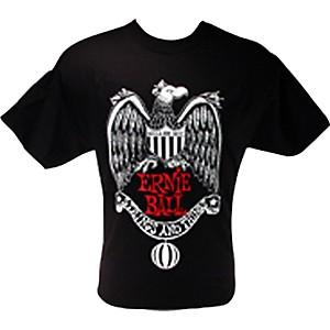 Ernie Ball Strings & Things T-Shirt Black X Large