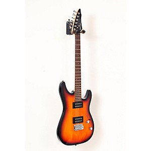 Laguna Ultimate Rock Electric Guitar and Accessory Pack Gloss Sunburst 888365230559