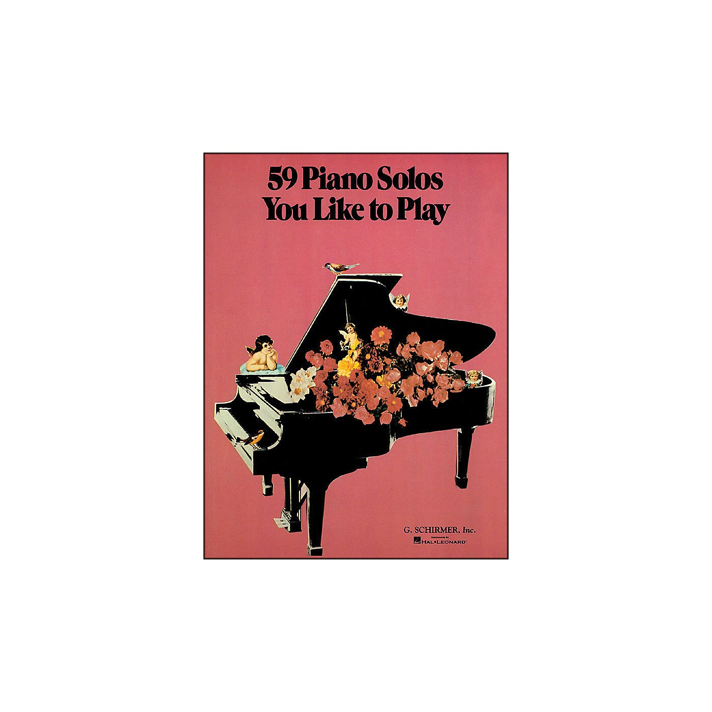 G. Schirmer 59 Piano Solos You Like To Play thumbnail