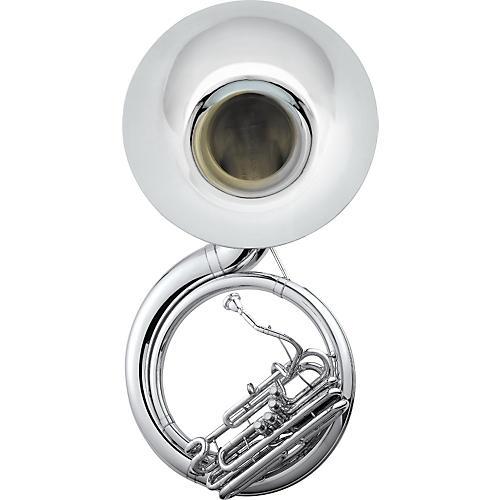Jupiter 590 University Quad Series Brass 4-Valve BBb Sousaphone-thumbnail
