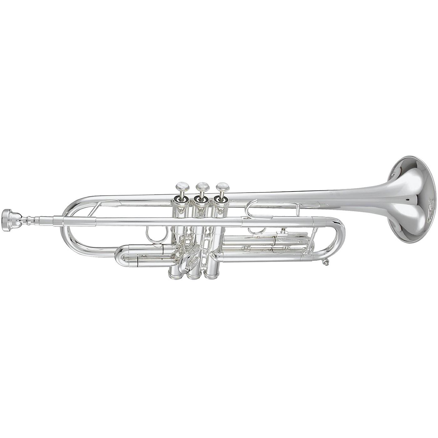 Getzen 590S-S Capri Series Bb Trumpet With 1st Valve Saddle thumbnail