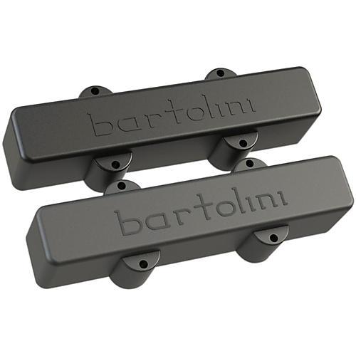 Bartolini 59CBJD_L1/LN1 Classic J Bass Dual-Coil Deep Tone Long/Long 5-String Bass Pickup Set thumbnail