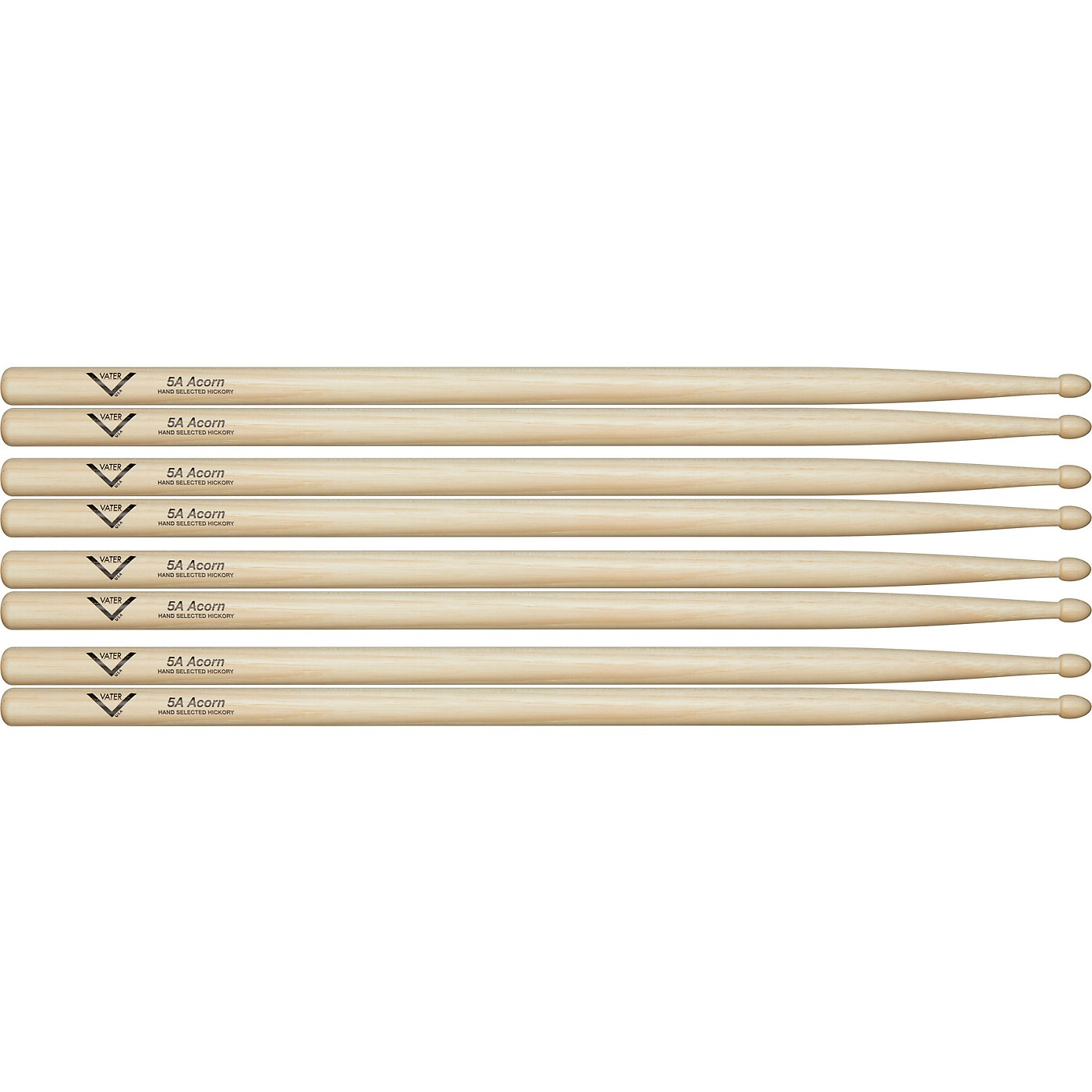 Vater 5A Acorn - Buy 3, Get 1 Free Value Pack thumbnail