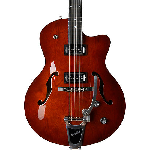 Godin 5th Ave Uptown T-Armond Hollowbody Electric Guitar thumbnail