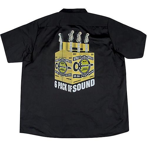 Charvel 6 Pack Of Sound Black Work Shirt thumbnail