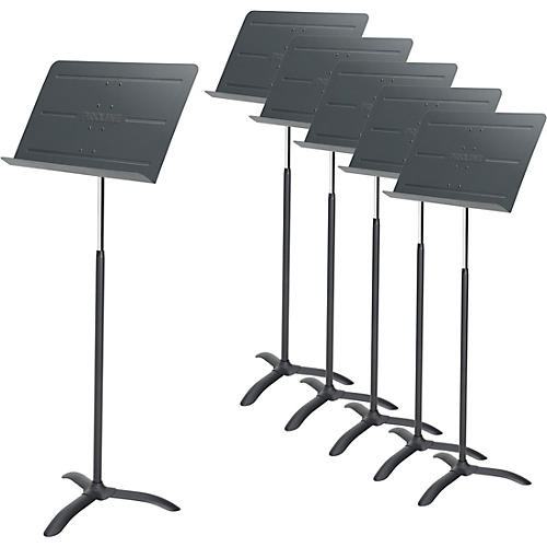 Proline 6-Pack Professional Orchestral Music Stand thumbnail