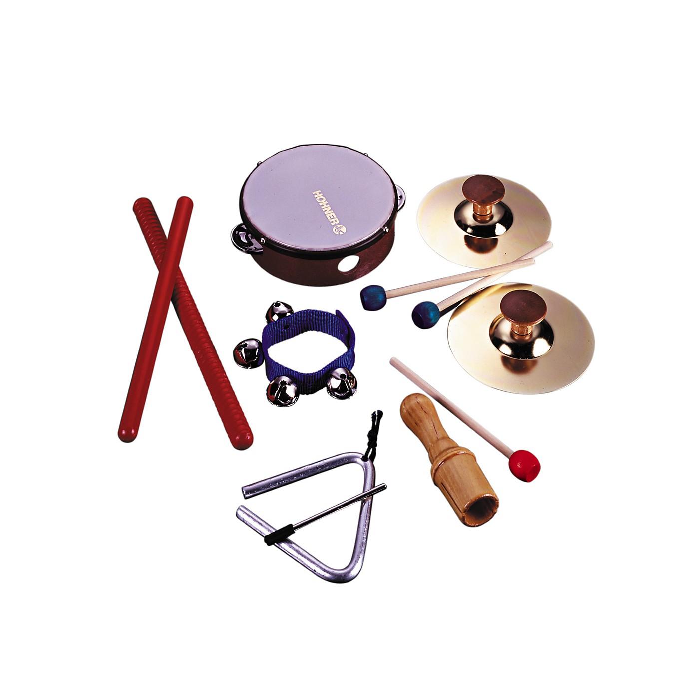 Hohner 6-Piece Rhythm Instrument Set thumbnail