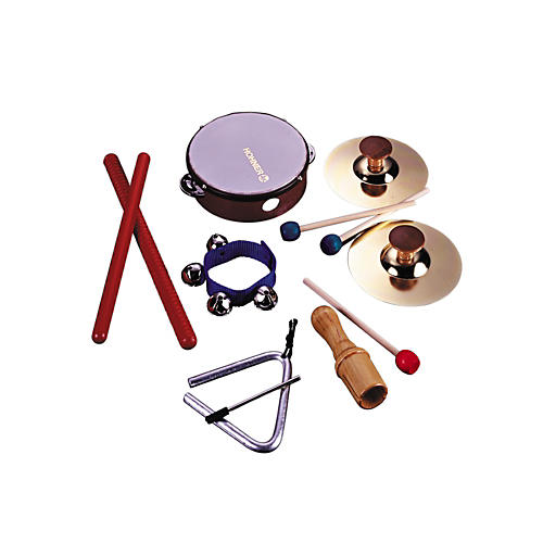 Hohner 6-Piece Rhythm Instrument Set-thumbnail