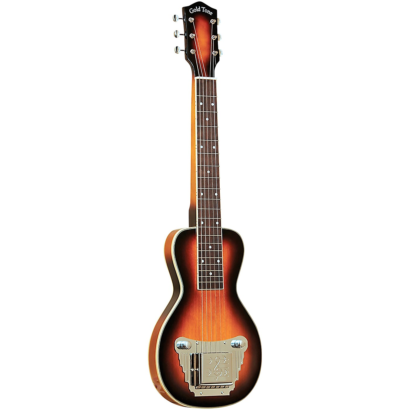 Gold Tone 6-String Solid Body Lap Steel For Left Hand Players thumbnail